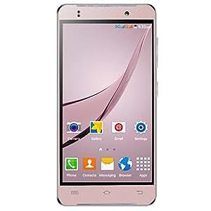 Xgody G10 4.5 Inch 1GB+8GB Cell Phones Unlocked Android 5.1 Lollipop MT6580M Quad Core Dual SIM Dual Camera Celulares desbloqueados(Pink)