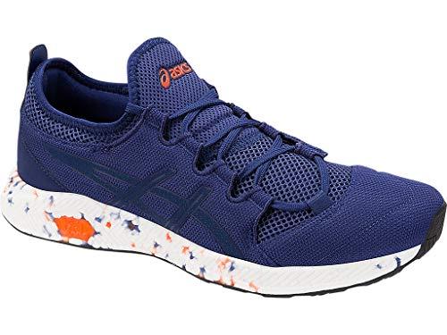 ASICS 1021A014 Men's HyperGEL-SAI Running Shoe, Deep Ocean/Deep Ocean - 13