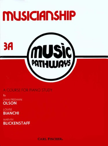 Olson Music Pathways - O4924 - Music Pathways - Musicianship - 3A