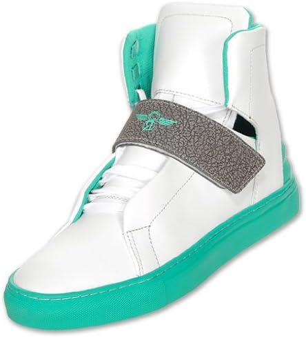 Creative Recreation Men/'s Milano 2 XVI White Smoke Black Fashion Sneakers 9.5 M