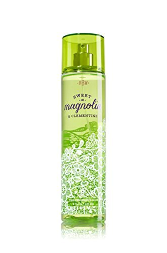 Bath & Body Works Fine Fragrance Mist Sweet Magnolia & Clementine 8oz ()