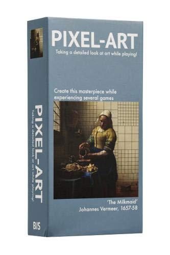 Read Online Pixel-Art Game - The Milkmaid pdf epub