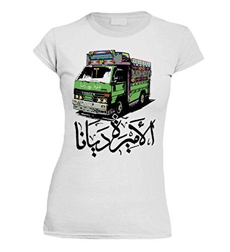 Mlabbas Women's Princess Diana - Toyota Dyna T-shirt