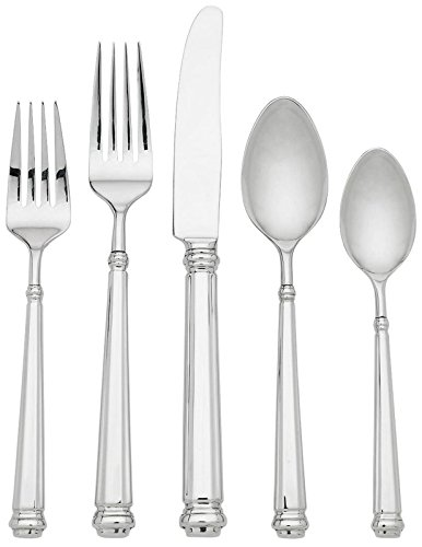 kate spade new york Abington Square 5-piece Stainless Place Setting