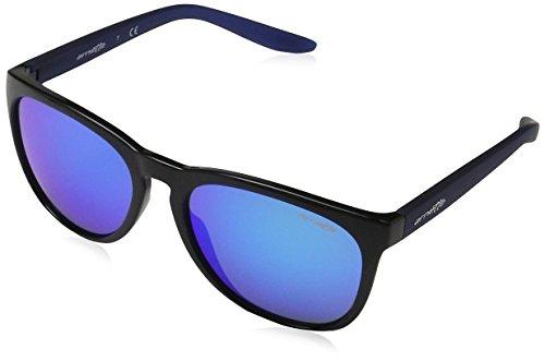 Negro Black TIME Arnette Sonnenbrille GO AN4227 Greenmirrorlightbluee x8wF7Z