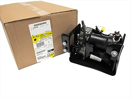 Genuine GM 22941806 Air Suspension Compressor
