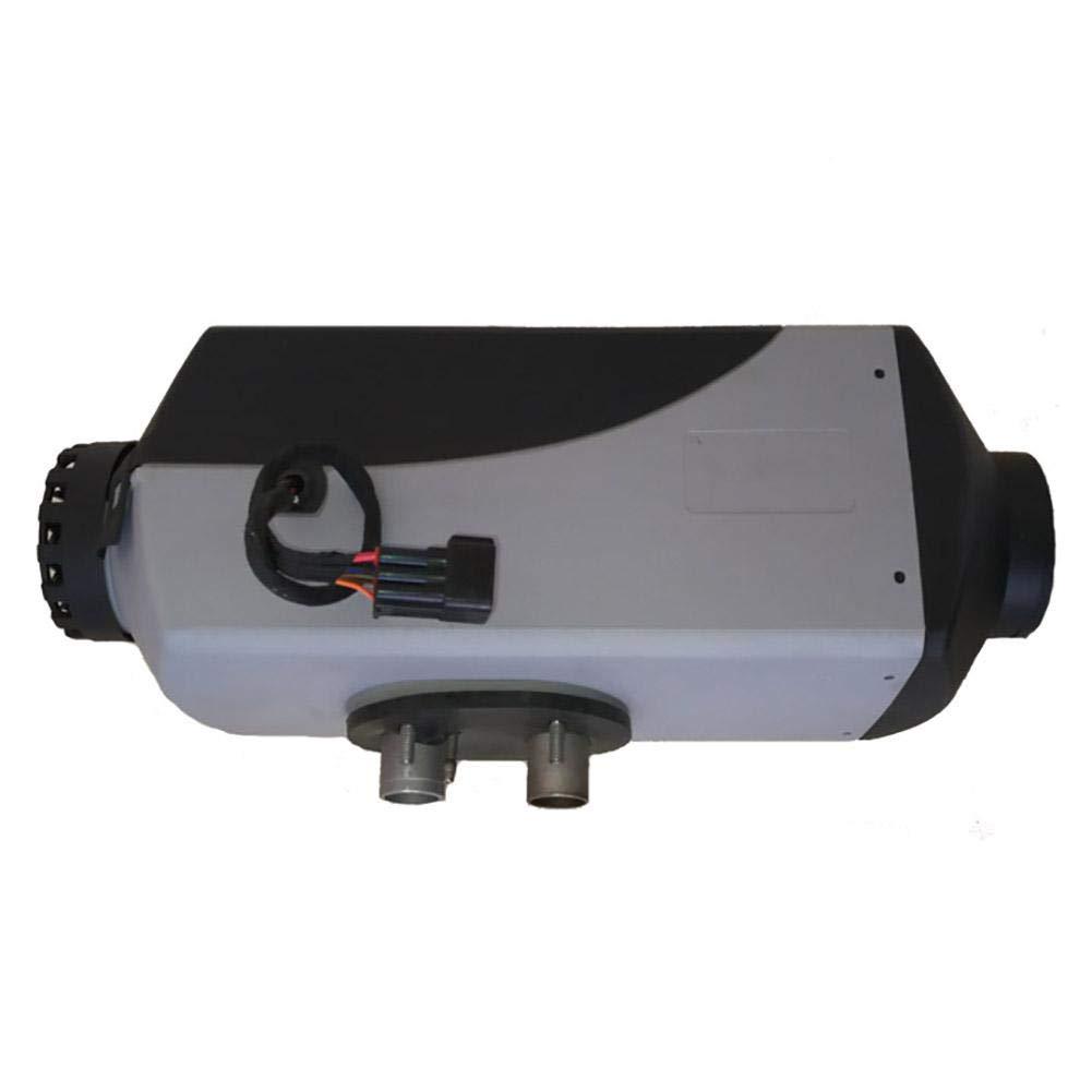 Lucky-all star Riscaldatore di parcheggio del riscaldatore Diesel dell'Aria del riscaldatore di Aria di 5KW 12v / 24v con Il Telecomando Display LCD RV, rimorchio di Campeggio, Camion