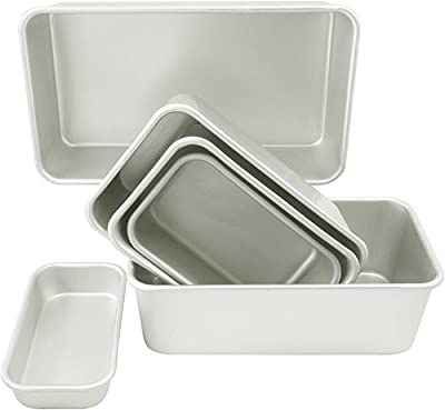 Fat Daddio's Anodized Aluminum Bread Pans