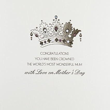 Tarjeta de día de la madre, mamá, felicitaciones Le Han Sido ...