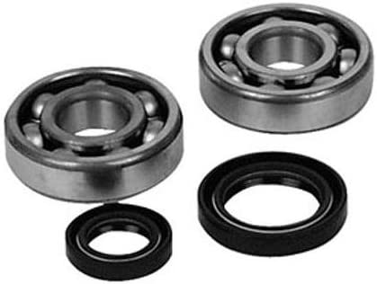 All Balls Crankshaft Bearing and Seal Kit for Yamaha BLASTER 200 1988-2006