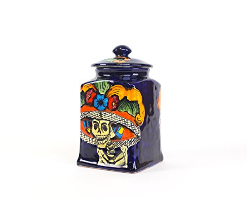 day of the dead cookie jar - 9