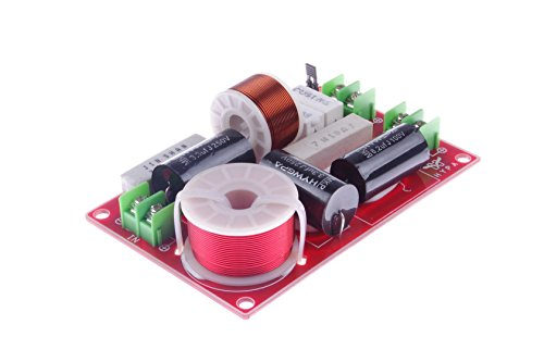 LM YN 150W Frequency Divider 4-8 Ohm 2-Way Crossover Filter for Subwoofer Hifi Speaker Car Audio Set by LM YN (Image #6)