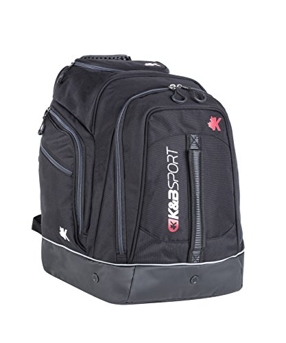 Boot Pack, Black, One Size by KGB Sport