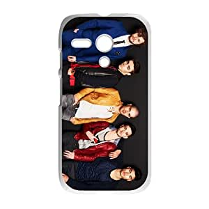 The Wanted Motorola G Cell Phone Case White pexc