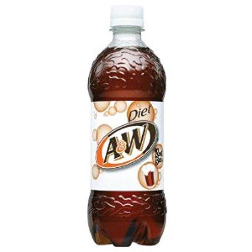 aw diet cream soda - 5