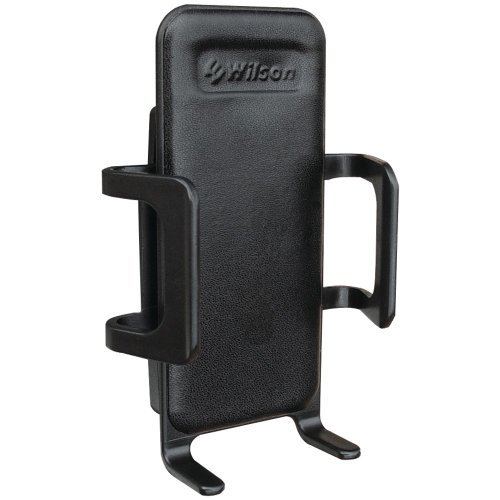 1 - Cradle Plus Phone Cradle for Wilson(R) Mobile Wireless or SignalBoost(TM) Boosters, Works with Wilson(R) cellular wireless or signal booster amps, Compatible with all cellular phones, (Wilson Electronics Amp)