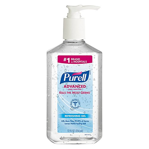PURELL Advanced Instant Sanitizer Bottle product image