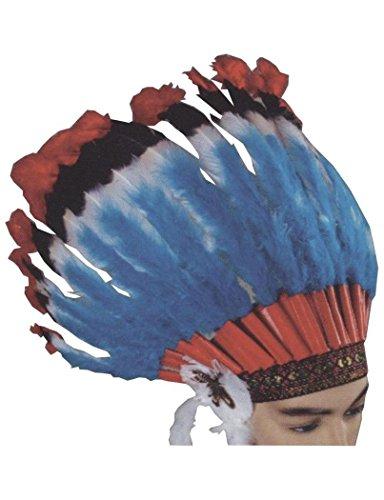 Deluxe Native American Headdress Costume Accessory