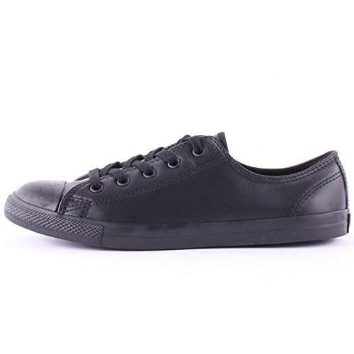 Taylor Ox All Trainers Dainty Black Star Womens Leather Converse Chuck xwYnqEt7n6