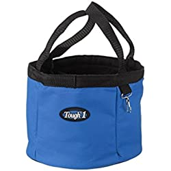 Tough 1 Nylon Stable Tote Blue