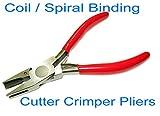 Coil Spiral Spine Crimper Pliers