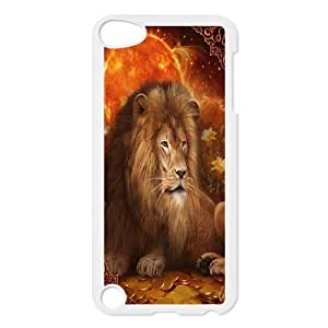 YAYADE Phone Case Of I LOVE Leo for iPod Touch 5