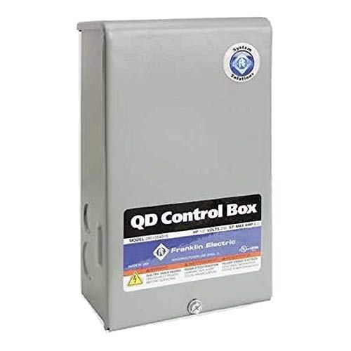 Franklin Electric Control Box 3/4HP 230V 1Phase ()