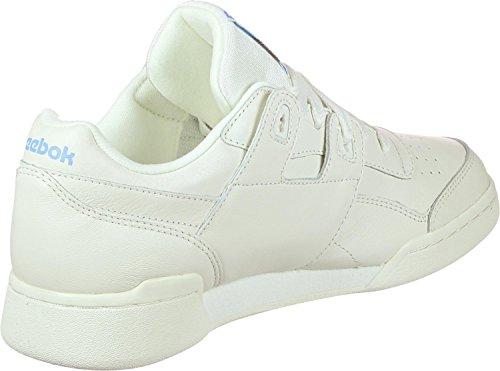 Mujer Beige Deporte Zapatillas De Plus Blue Workout Reebok Lo Para Cg4qg