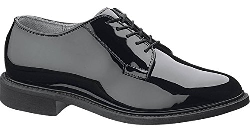 Bates 941T Men's Bates Lites High Gloss Uniform Oxford 12.5D (M) US (Bates High Gloss Leather)