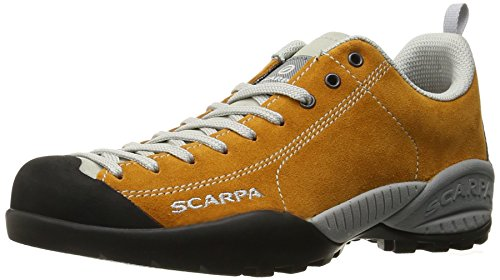 Scarpa Women's Mojito Casual Shoe, Ocra, 42 EU/10 M US by SCARPA