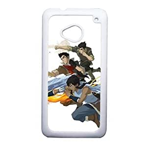 Generic Proctecion Back Phone Covers For Teens Printing The Legend Of Korra For Htc One M7 Choose Design 5