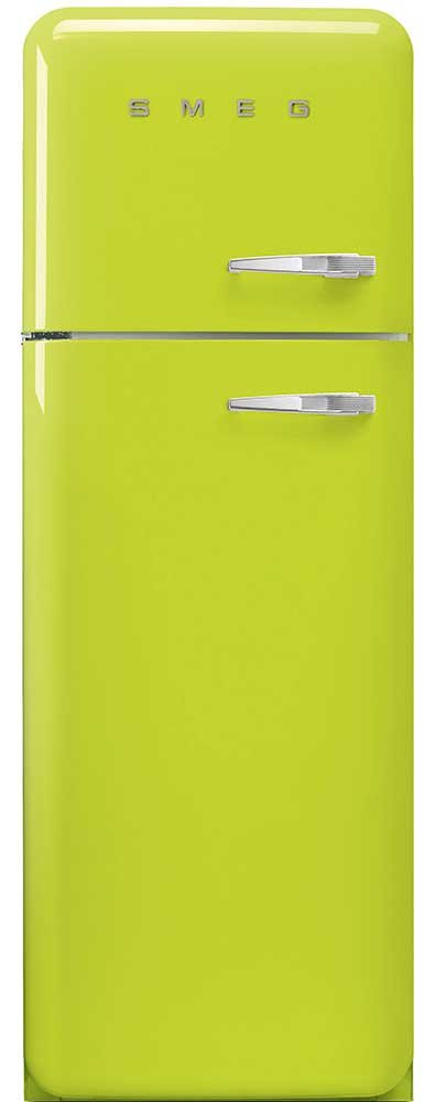 Smeg FAB30LVE1 Anni '50 Verde Lime Doppia porta