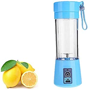 Best JIYANA Portable USB Electric Blender Juicer In India 2020