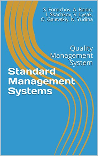 Standard Management Systems: Quality Management System