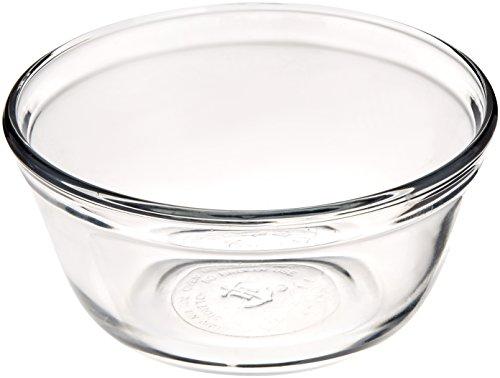 Anchor Hocking Glass Mixing Bowl, 1-Quart by Anchor Hocking