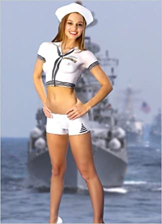 Navy Military Body Painting Poster 12x18 Tribute Calendar Series Engelart Amazon Com Books