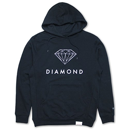 Diamond Supply Co Futura Sign Hoodie Navy by Diamond Supply Co