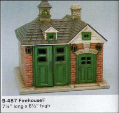 Firehouse Village House 6 1/2