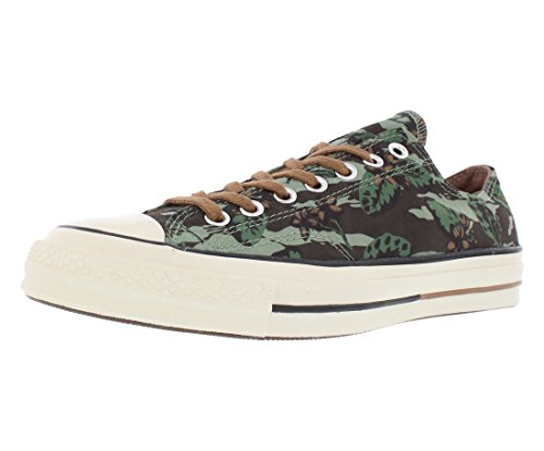 1970's Mens Shoes - Converse Chuck Taylor All Star OX 1970 Floral Low Top Shoes 148554C Iceberg Green 11 D(M) US Men