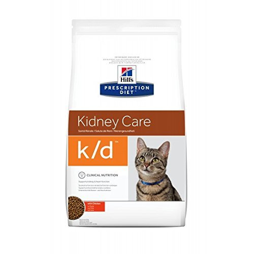 Hills Prescription Diet Feline k d Cat Food Renal Health, 5 kg