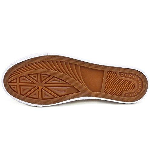 Sandali casual arancioni per uomo Odema 26aakIV
