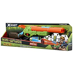 Zuru 4802 Blaster Toys For Boys 6 - 9 Years,Multi color