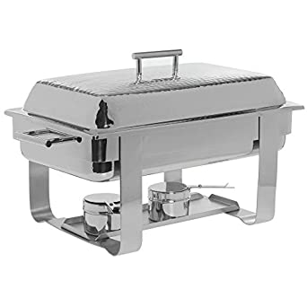 Image Unavailable Not Available For Color Round 8 Quart Chafing Dish
