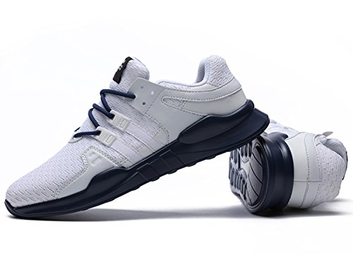 Outdoor De Chaussures Fitness Multisports Gym Noir F716 Iiiis Athlétique Sneakers f chaussures Course Sports Adulte Blanc Baskets wqtHSfXUxE