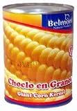 Belmont Giant Corn Kernels / Choclo En Grano 20oz 10 Pack