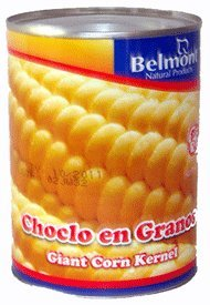 Belmont Giant Corn Kernels / Choclo En Grano 20oz 10 Pack by Belmont
