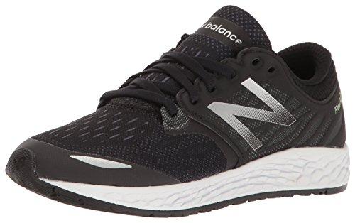 New Balance Boys' KJZNT Running Shoe, Black, 11 Wide US Little - Boys Balance Shoes Wide New