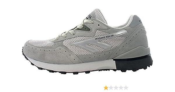 Hi-Tec Silver Shadow II Zapatillas de Running Transpirable Sport-Shuh Plata Talla:43: Amazon.es: Deportes y aire libre