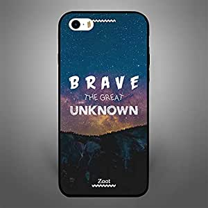 iPhone 5S Brave The Great Unknown