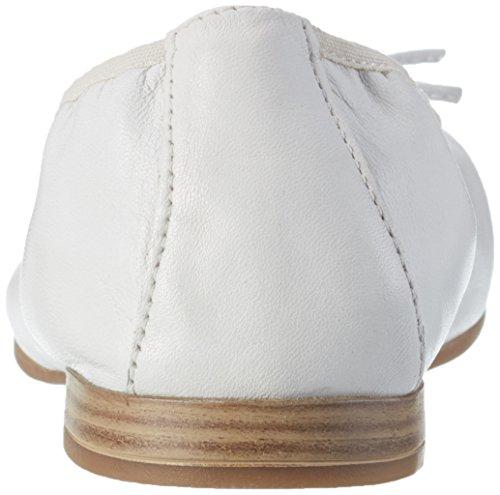 22116 Blanc Femme Ballerines 100 Tamaris White x8aBqwxY